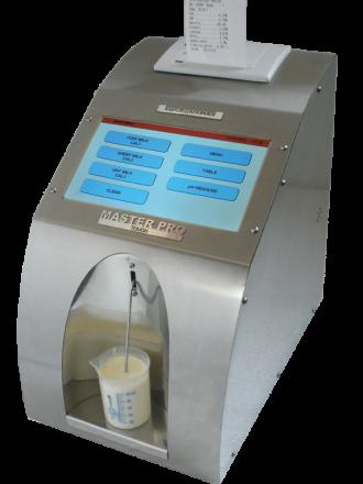 Analizator mleka MASTER PRO TOUCH