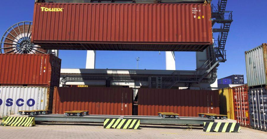 waga kontenery solas