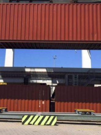 System ważenia kontenerów wg SOLAS